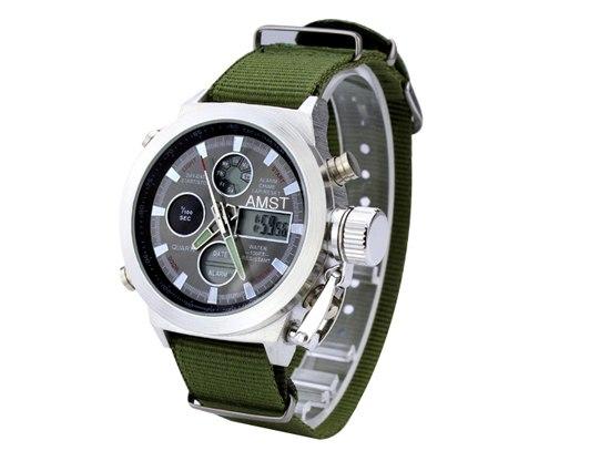 восхитительно свежие армейские наручные часы amst купить в спб время